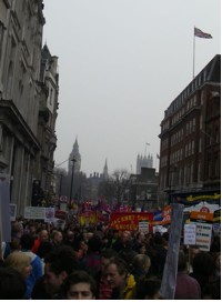 TUC March 1
