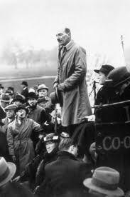 Attlee speaking