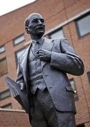 Clement Attlee statue westminster