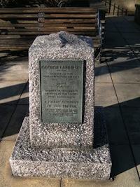 Poplar lansbury memorial