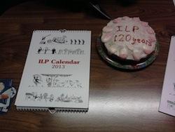 120 cake