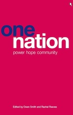 One Nation book cover