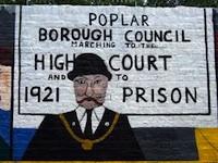 Lansbury mural