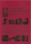 Lansbury pamphlet