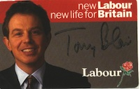 Blair Labour