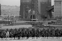 Orgreave police mounted