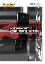 NEF making money report cover