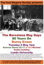 Barca May Days poster