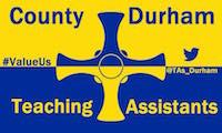 Durham TAs logo