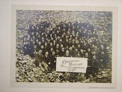 COs at Dyce Quarry