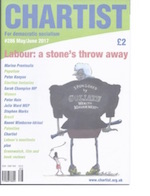 Chartist AGM cover