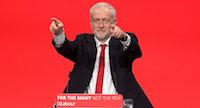 Corbyn pointing
