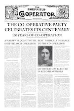 Sheffield Co-operator (Centenary Edition) copy