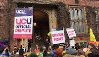 UCU strike image