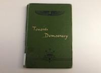 Towards Democracy cover